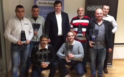 """""""Ecolution 2017"""" Awards for our drivers"""