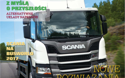 New generation G cab Scania vehicles at first customers in Poland