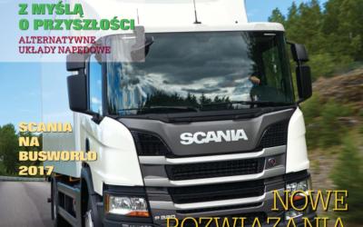 Nieuwe generatie Scania-voertuigen met een G-cabine met de eerste klanten in Polen